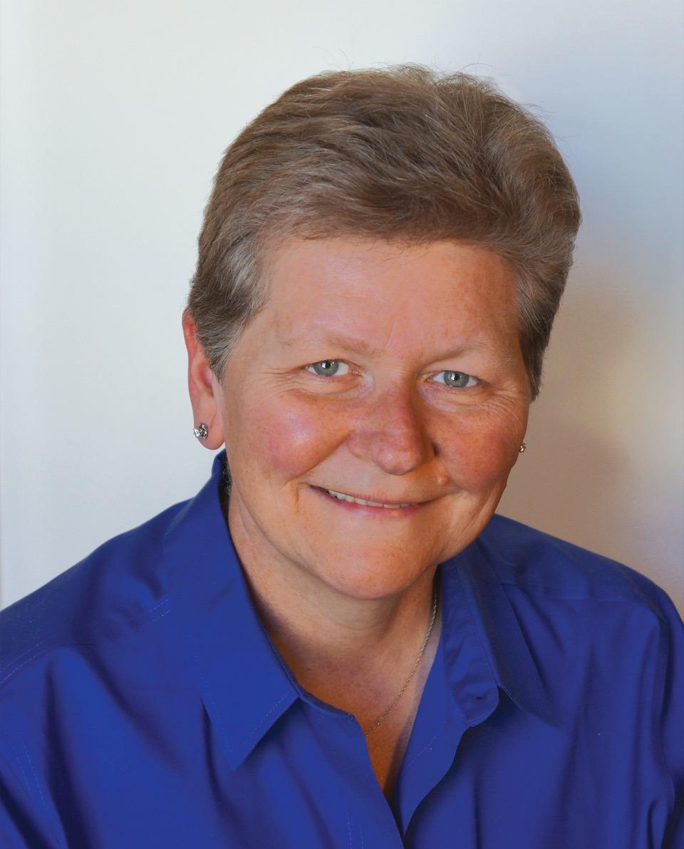 Laura Benson portrait
